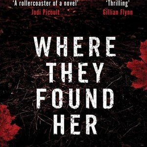 novel when they were found paperback